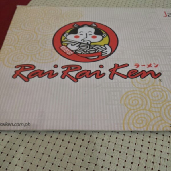Foto tomada en Rai Rai Ken por Ron R. el 5/2/2014