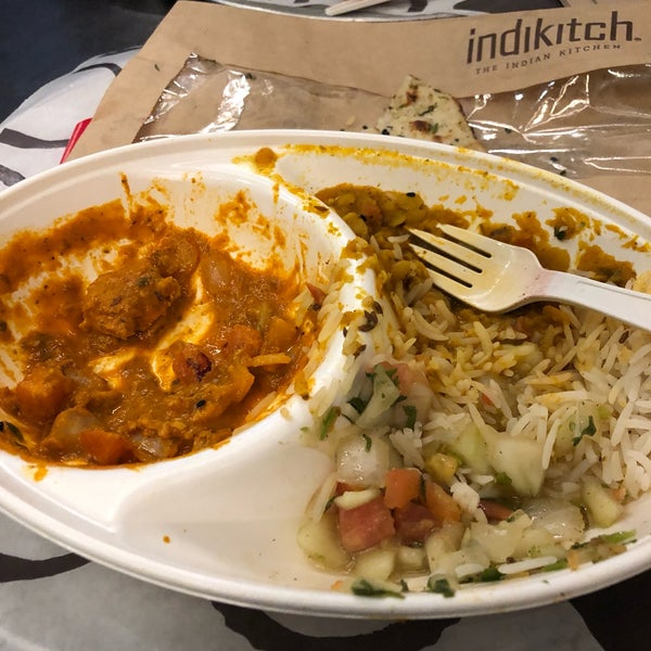 Foto tomada en Deep Indian Kitchen (Indikitch) por Bethany C. el 1/3/2019