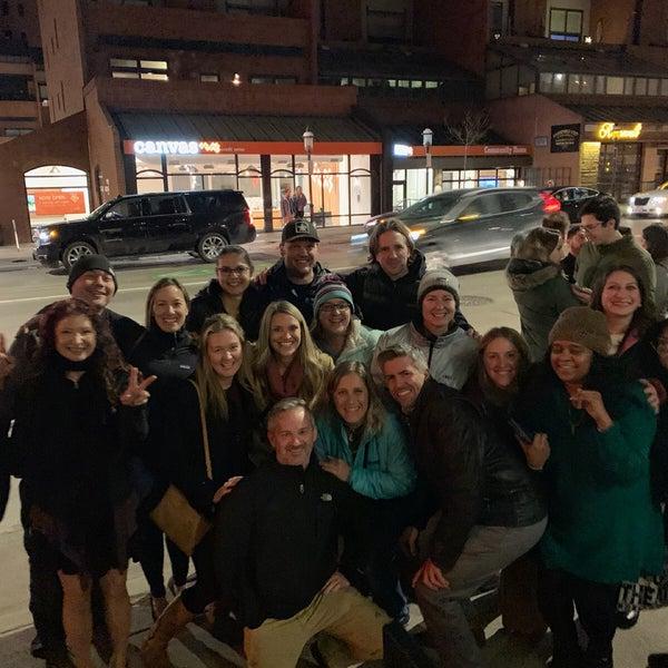 1/8/2020 tarihinde Dawn F.ziyaretçi tarafından Comedy Works Downtown in Larimer Square'de çekilen fotoğraf