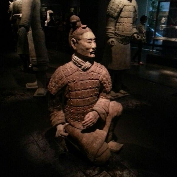 4/20/2013 tarihinde Mark G.ziyaretçi tarafından Asian Art Museum'de çekilen fotoğraf