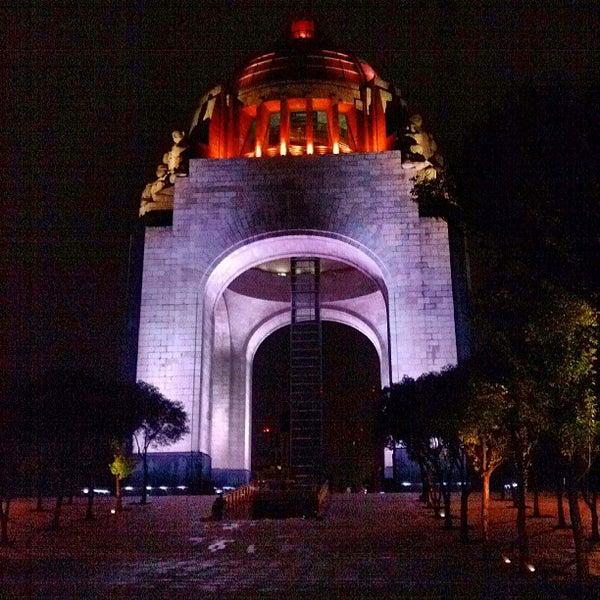 Foto tomada en Monumento a la Revolución Mexicana por Adrián A. el 7/22/2013