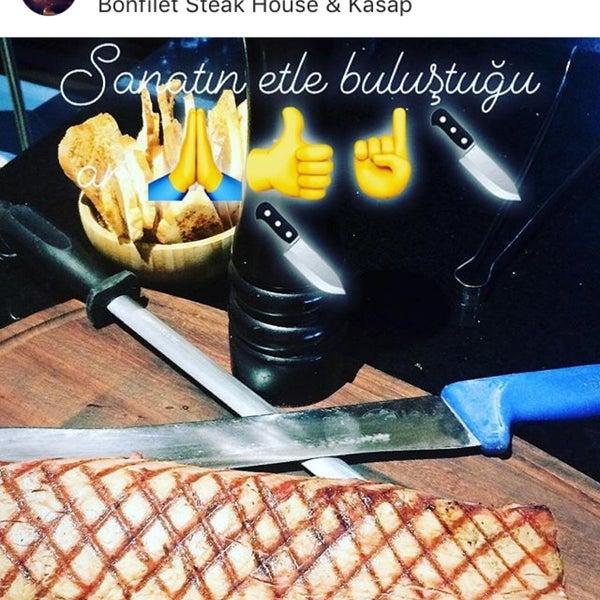 7/30/2019 tarihinde Ercan G.ziyaretçi tarafından Bonfilet Steak House & Kasap'de çekilen fotoğraf
