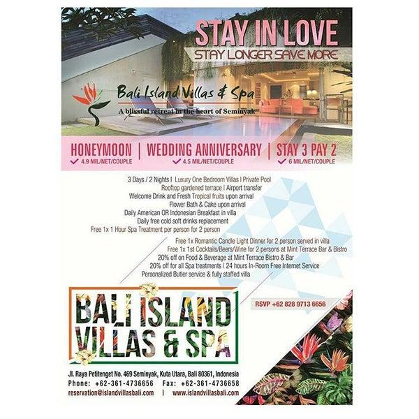 Photos At Bali Island Villas Spa Hotel In Seminyak