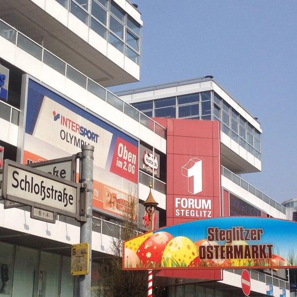 Foto tirada no(a) Forum Steglitz por Thorsten D. em 3/29/2014