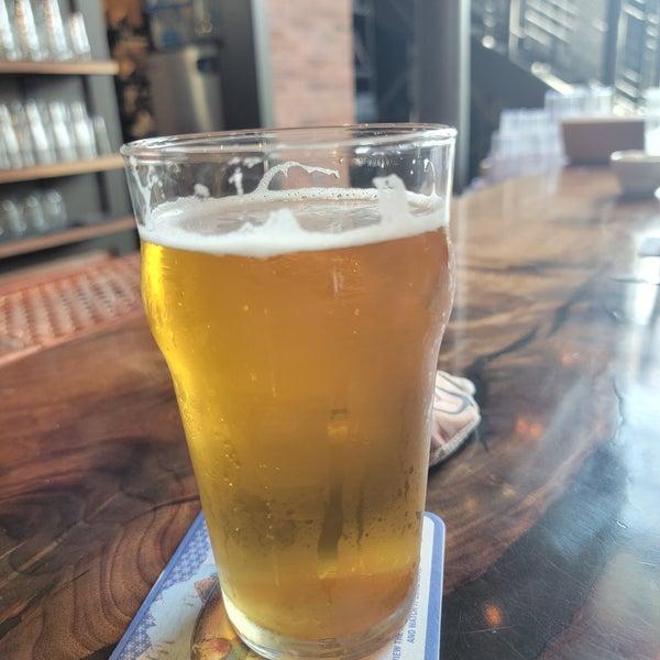 Das Foto wurde bei Snake River Brewery & Restaurant von Adam S. am 7/28/2021 aufgenommen