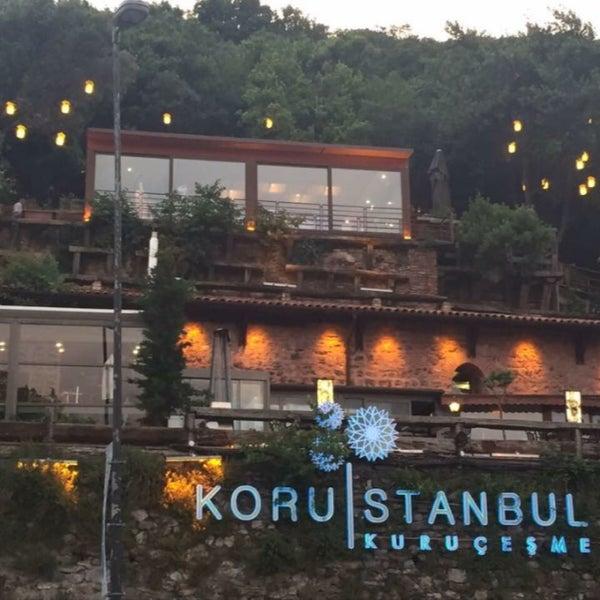 2/11/2017에 💙💛Necati K.님이 Koru İstanbul Kuruçeşme에서 찍은 사진