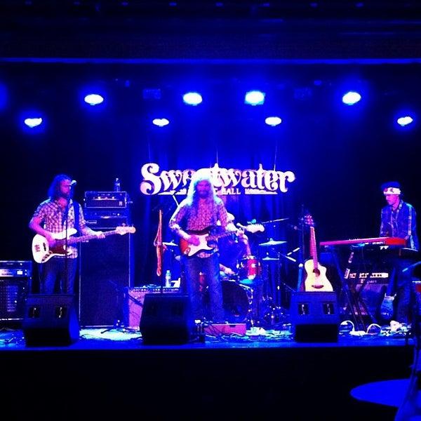 10/22/2012にGenieがSweetwater Music Hallで撮った写真