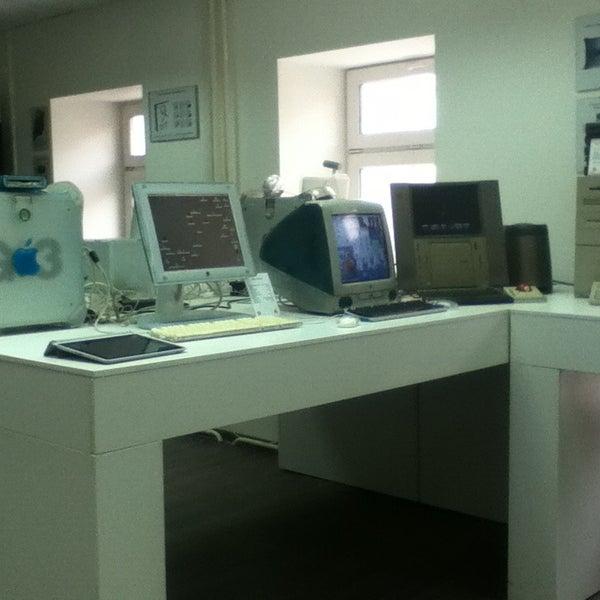 4/2/2013에 Alexander P.님이 Moscow Apple Museum에서 찍은 사진