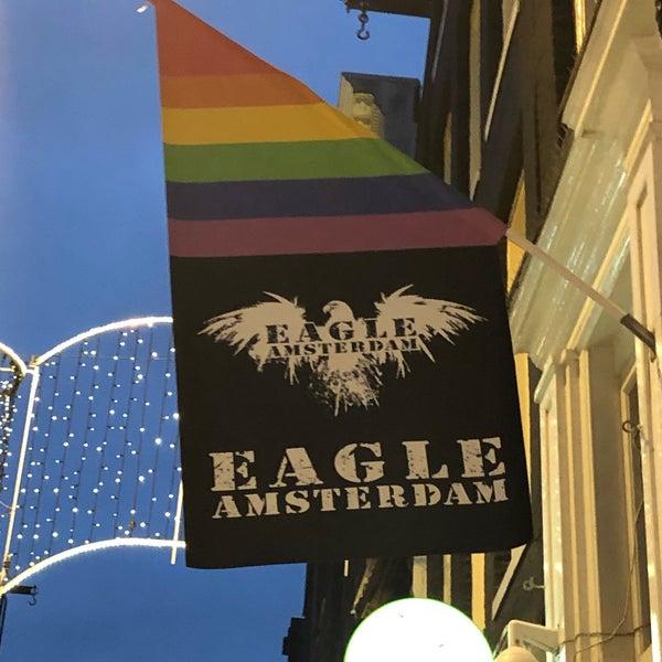 Foto tomada en Eagle Amsterdam por Billie H. el 12/12/2018