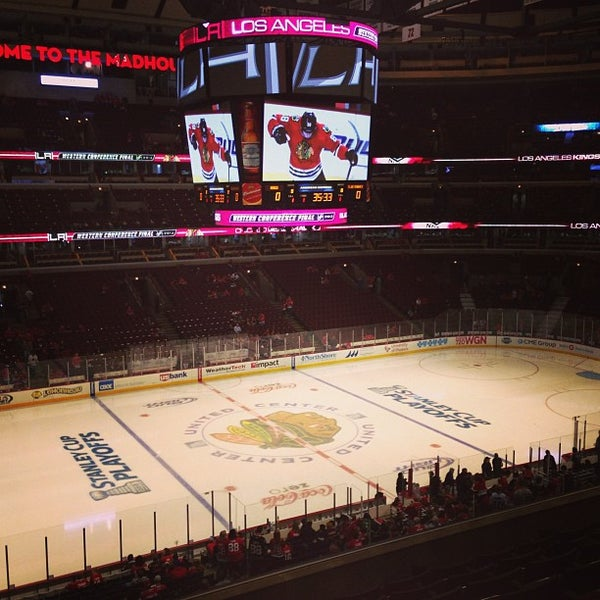 Foto tomada en United Center  por Corey F. el 6/2/2013
