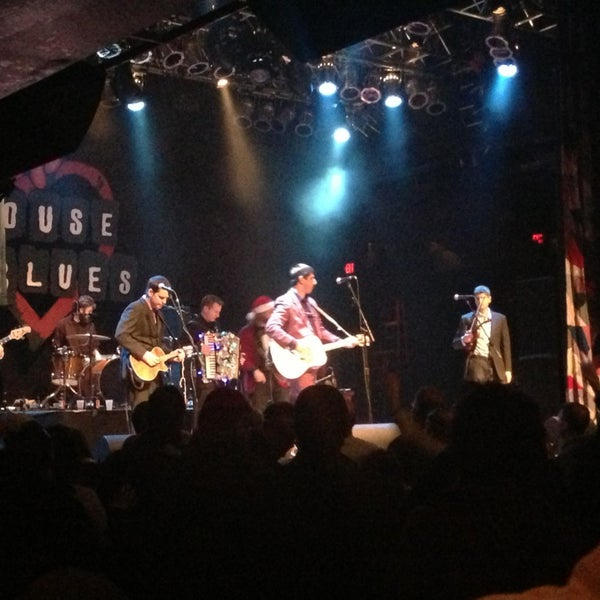 12/24/2012 tarihinde Erick H.ziyaretçi tarafından House of Blues'de çekilen fotoğraf