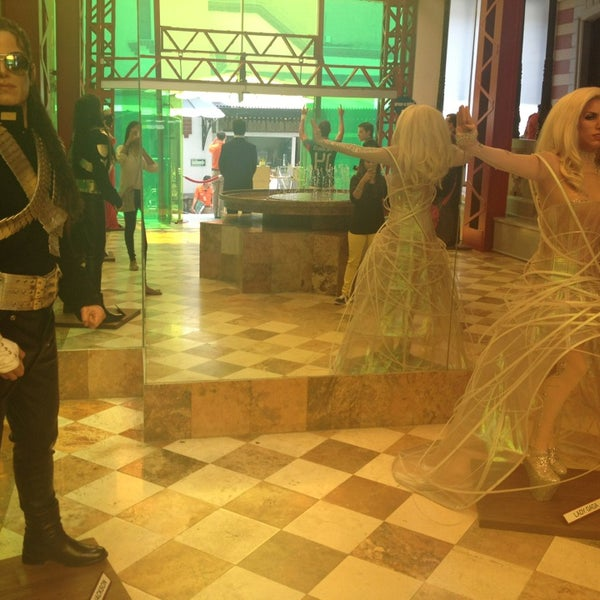 รูปภาพถ่ายที่ Museo de Cera โดย 💟 Dafne 💟 เมื่อ 6/1/2013