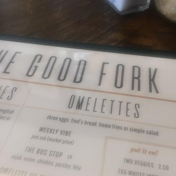 Photo prise au The Good Fork par Tony R. le10/10/2017
