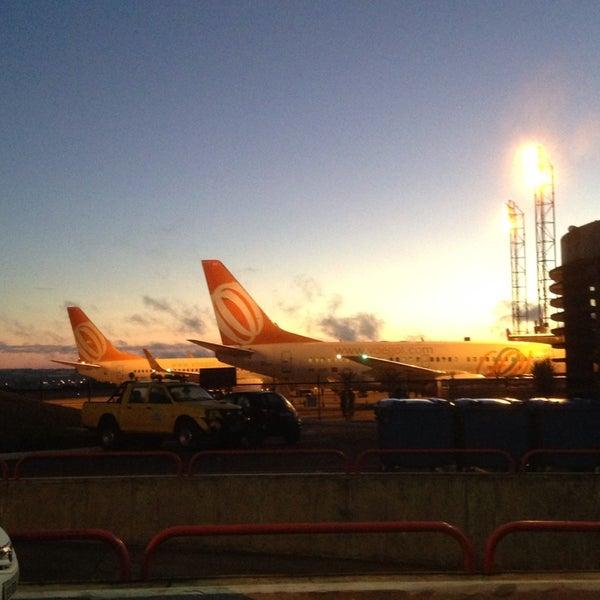 Foto tomada en Aeropuerto Internacional de Brasilia Presidente Juscelino Kubitschek (BSB) por rpecci P. el 6/6/2013