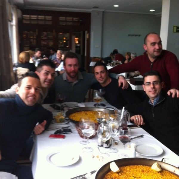 Fotos en restaurante martinot restaurante de paella en valencia - Restaurante de edurne pasaban ...