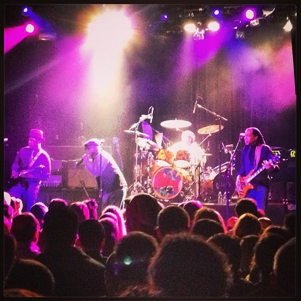 Photo prise au Irving Plaza par Brian P. le4/7/2013