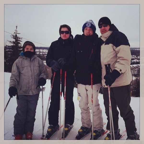 2/18/2014にGreg J.がChicopee Ski & Summer Resortで撮った写真