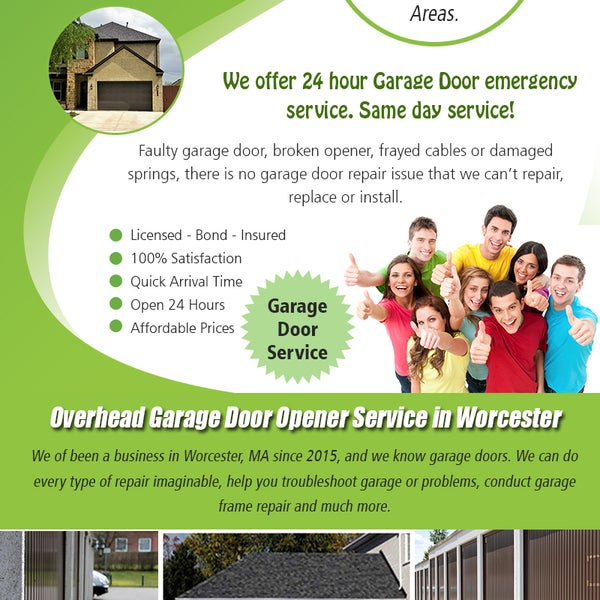 Photos at Garage door Repair - Same Day Service - Newton Square