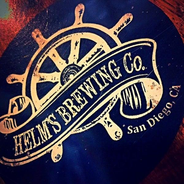Foto diambil di Helm's Brewing Co. oleh Tim V. pada 11/27/2015