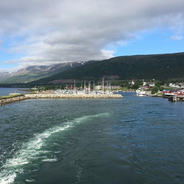 Levang Nesna Ferry