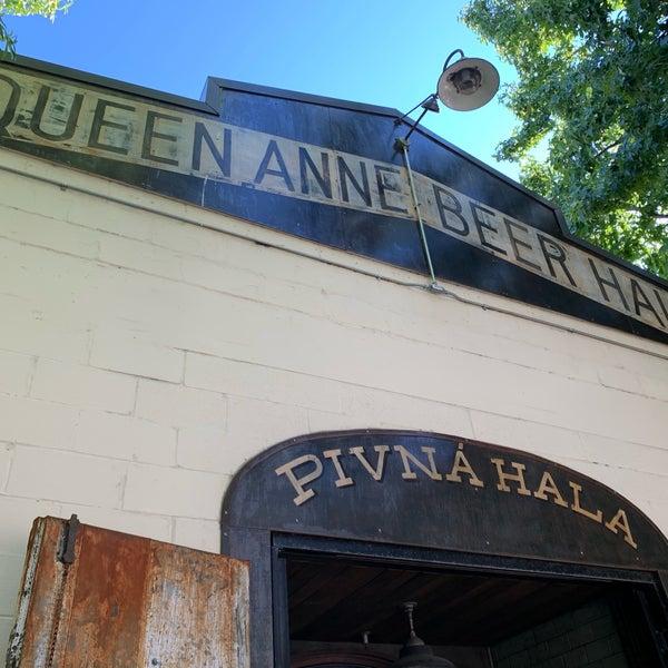 8/15/2020에 Rachel P.님이 Queen Anne Beerhall에서 찍은 사진