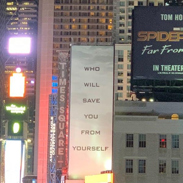 9/19/2019에 D M.님이 Novotel New York Times Square에서 찍은 사진