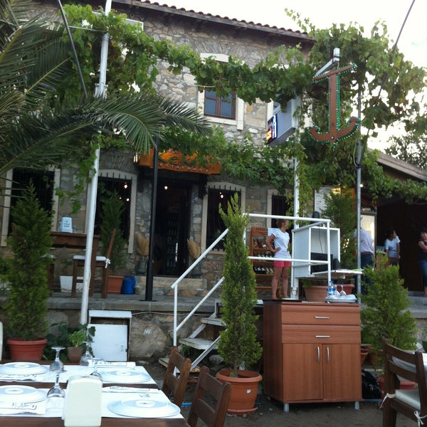 7/12/2013 tarihinde Funda D.ziyaretçi tarafından Kekik Restaurant'de çekilen fotoğraf