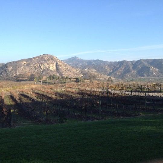 รูปภาพถ่ายที่ Orfila Vineyards and Winery โดย David R. เมื่อ 12/8/2012