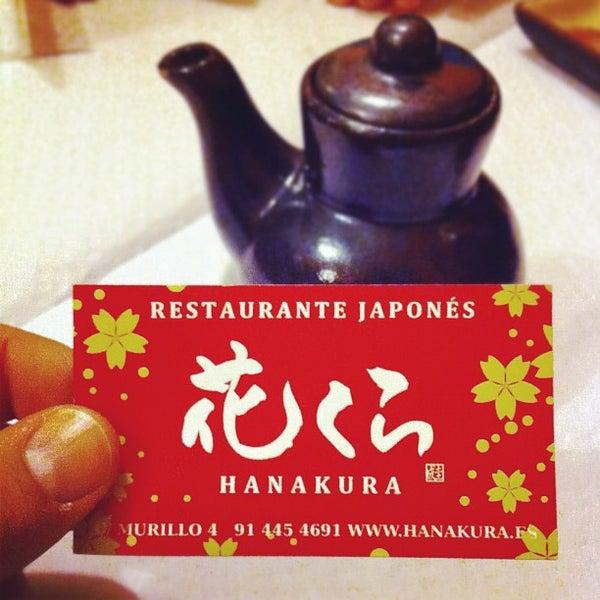 รูปภาพถ่ายที่ Hanakura โดย Alberto R. เมื่อ 10/24/2012