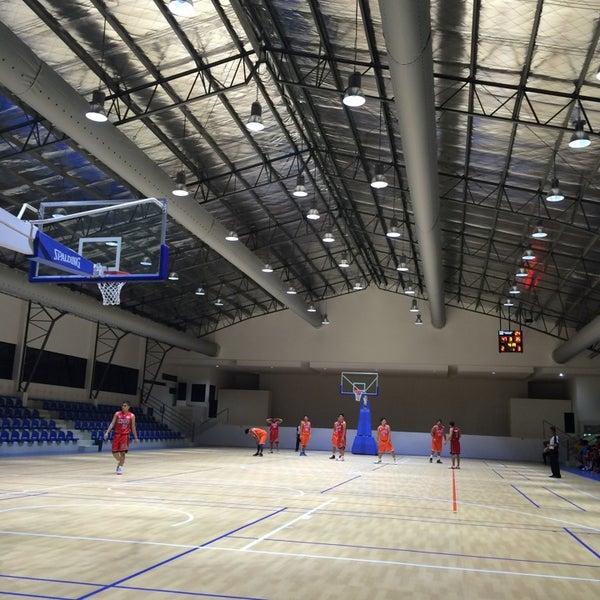 Photos At Rdr Gym Cultural Center Athletics Sports