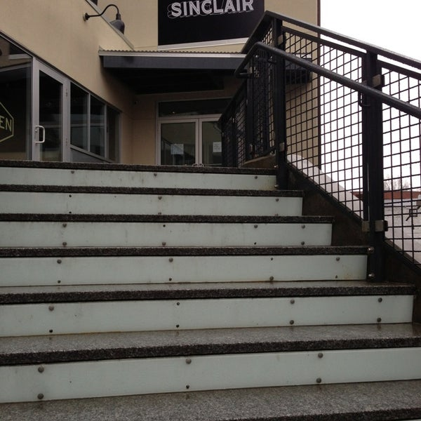 Sinclair Apartments: The Sinclair Kitchen