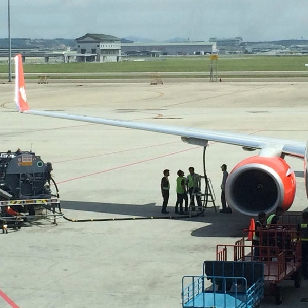 Photos at Malindo Air Engineering & Ground Operations (Now