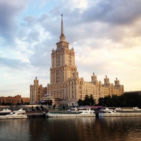 Foto scattata a Radisson Royal Hotel da Анатолий Г. il 6/26/2013