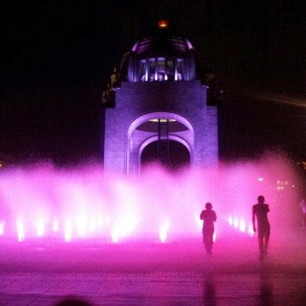 5/30/2013にCèsar B.がMonumento a la Revolución Mexicanaで撮った写真