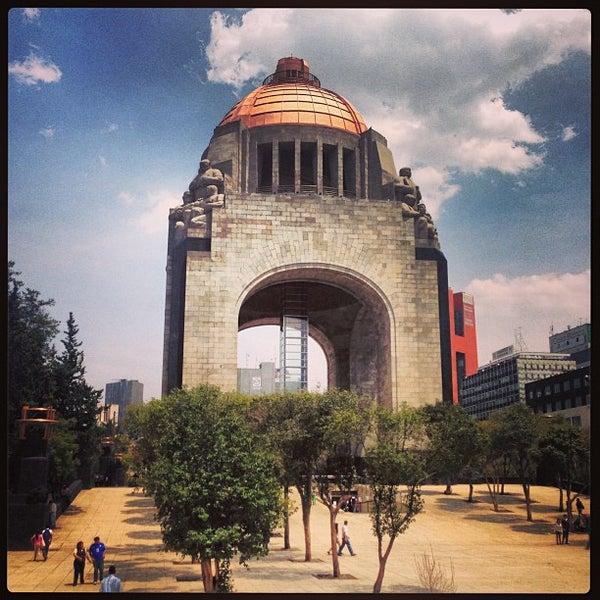 Foto tomada en Monumento a la Revolución Mexicana por Cassio H. el 4/10/2013