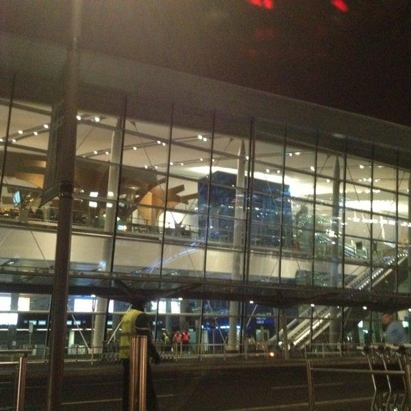 Снимок сделан в Дублинский аэропорт (DUB) пользователем Todd T. 1/24/2013