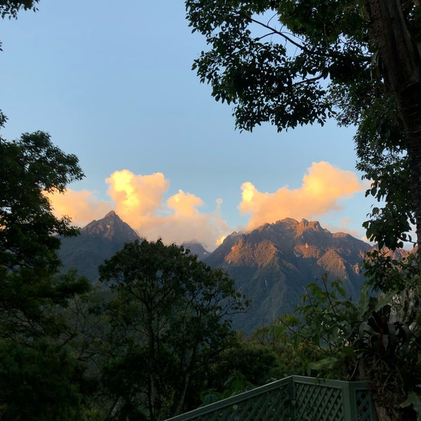 Photo prise au Belmond Sanctuary Lodge par Eliana V. le6/6/2019
