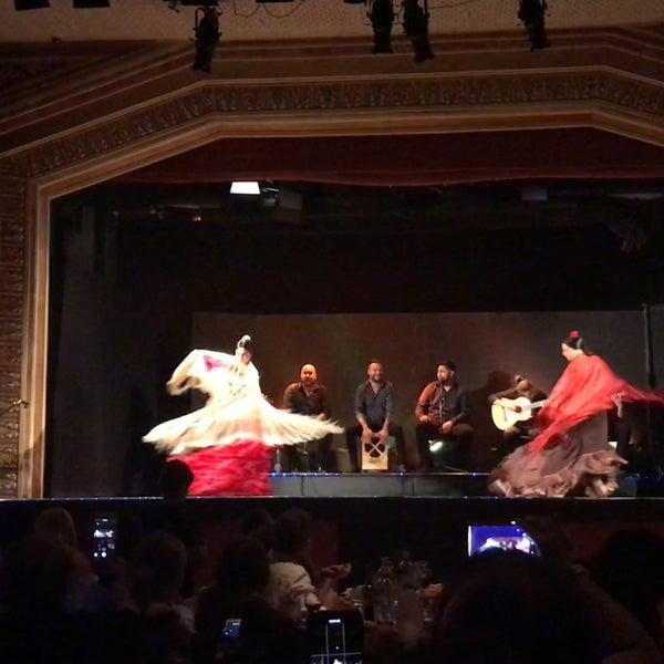 Снимок сделан в Palacio del Flamenco пользователем Leyla S. 9/25/2018