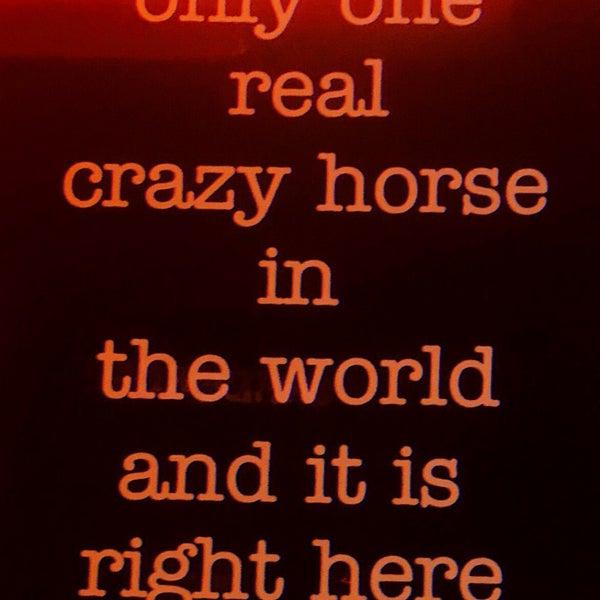 8/12/2019に🆉eeがLe Crazy Horseで撮った写真