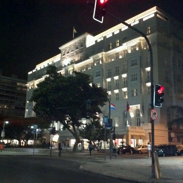 5/2/2013에 Rafael P.님이 Belmond Copacabana Palace에서 찍은 사진