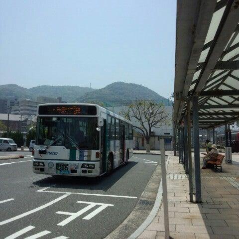 Photos at 門司港駅前バス停 - ...