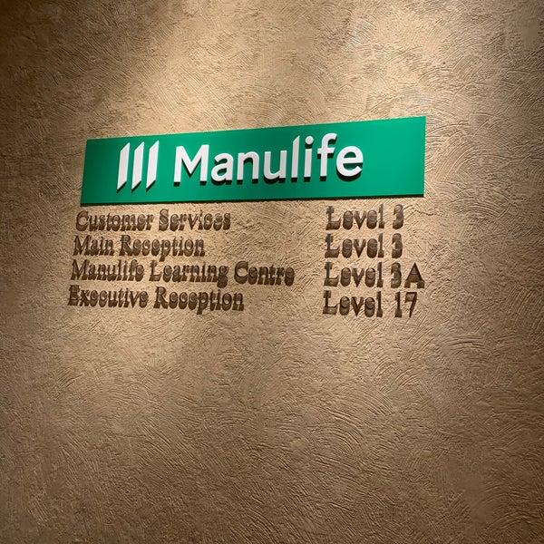 Manulife Financial Sampoerna Strategic Square South Tower