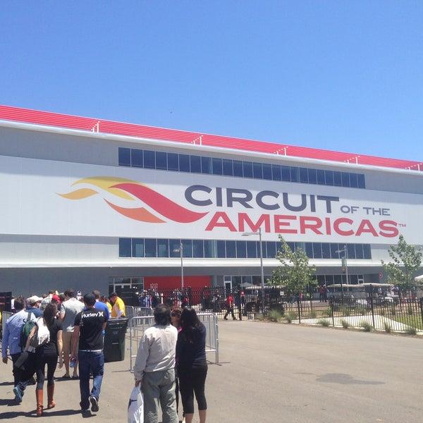 4/20/2013 tarihinde Lance &.ziyaretçi tarafından Circuit of The Americas'de çekilen fotoğraf