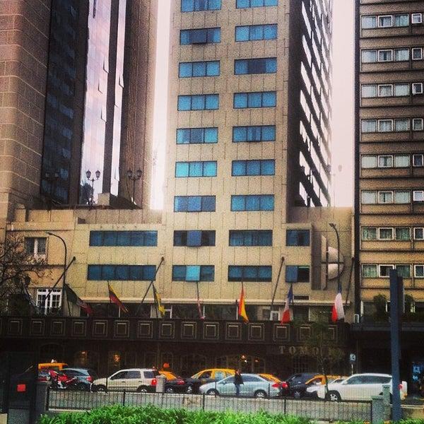 Снимок сделан в Hotel Panamericano пользователем Marcelo Q. 10/10/2013