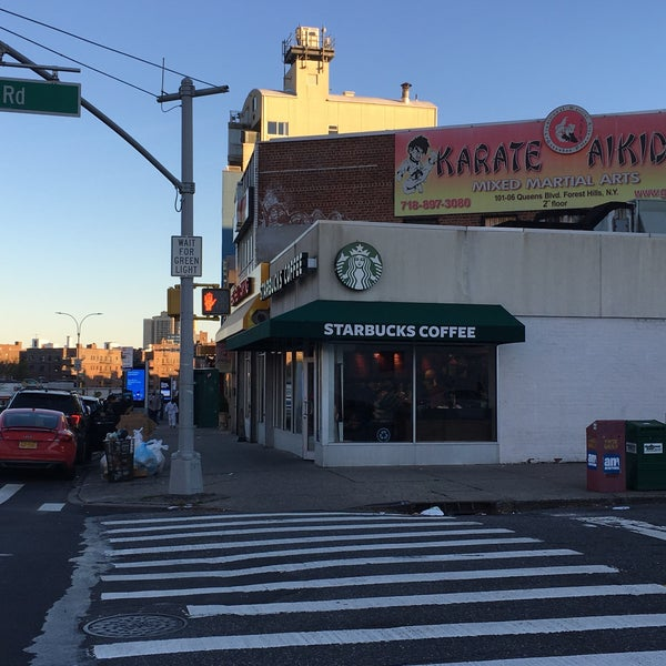 Photos At Starbucks Rego Park 28 Tips From 1424 Visitors