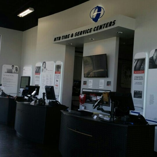 Ntb National Tire Battery Knoxville Tn