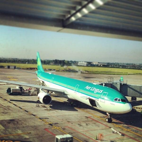 Photo prise au Dublin Airport (DUB) par Jarod Z. le6/5/2013
