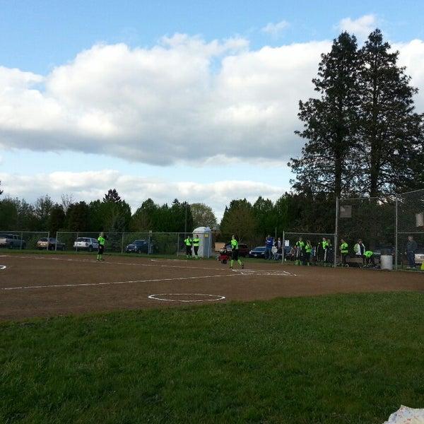 Clackamas Community College Softball Field 2 Visitors