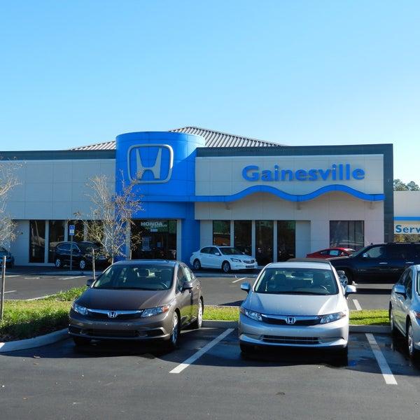 Photos At Honda Of Gainesville Auto Dealership In Gainesville