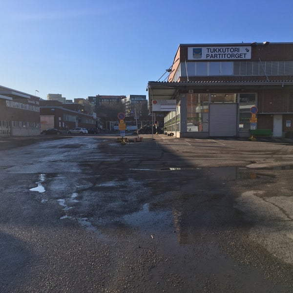 Helsingin Tukkutori
